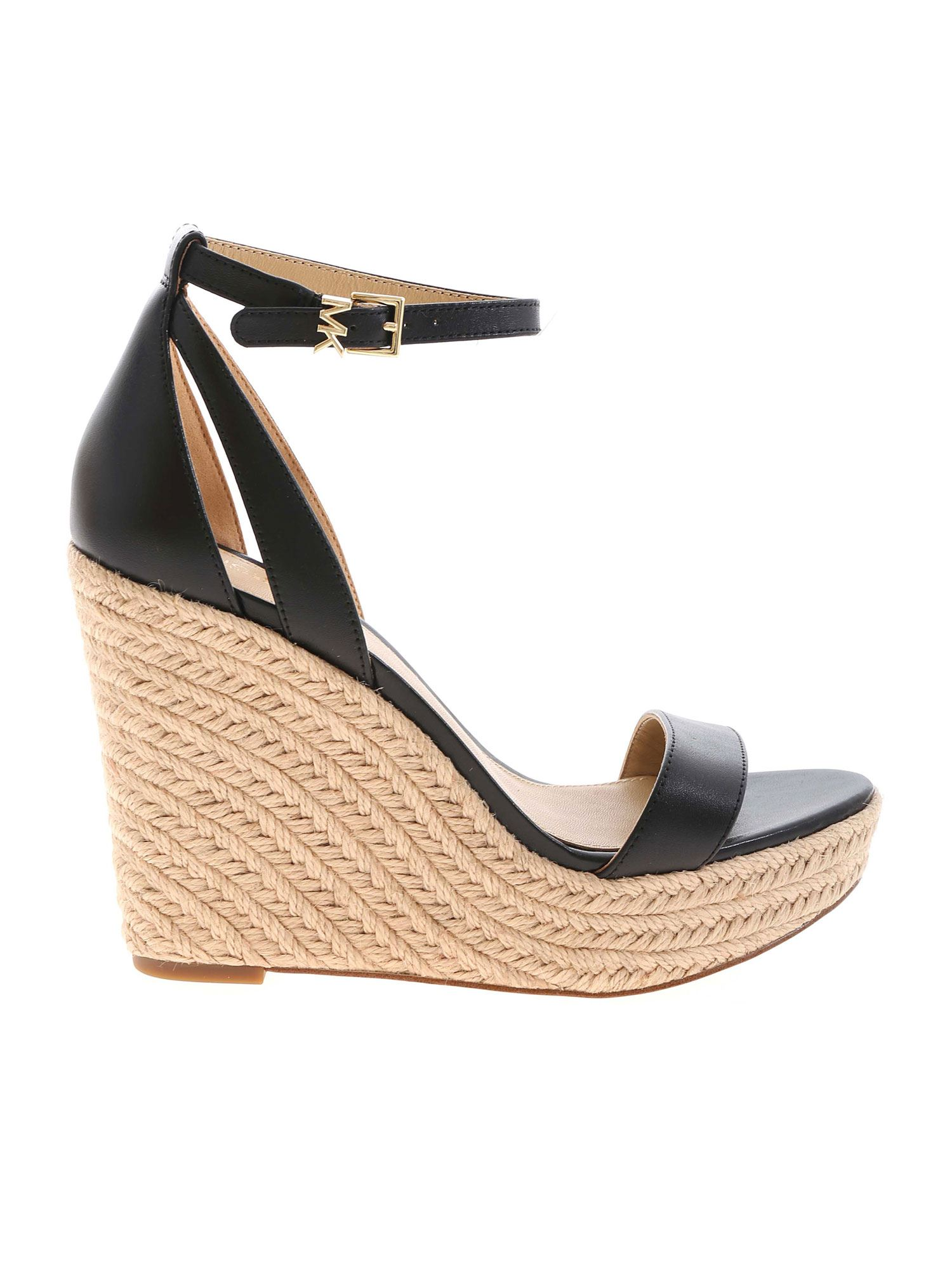 Michael Kors KIMBERLY WEDGE IN BLACK