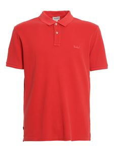 Woolrich - Mackinack polo shirt in red