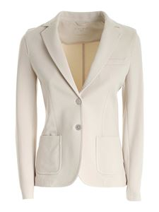 Circolo 1901 - Single-breasted jacket in light beige