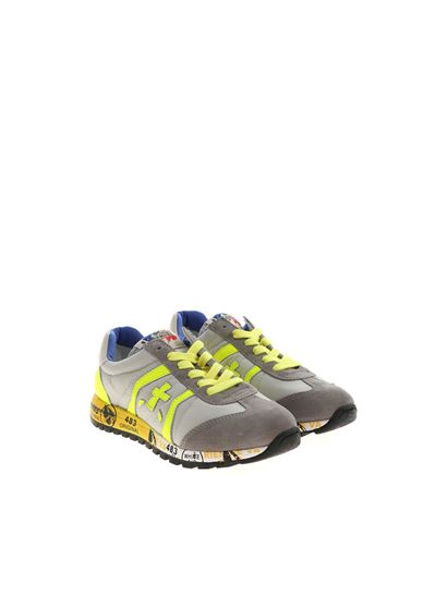 Premiata Will Be - Lucy sneakers in grey