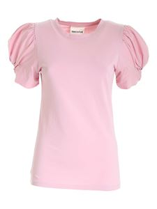 Semicouture - Adele t-shirt in pink