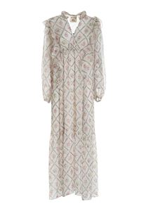 Semicouture - Florence dress in beige