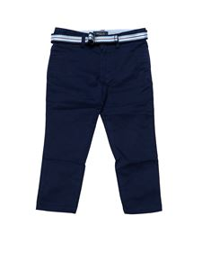 POLO Ralph Lauren Kids - Chino trousers in blue