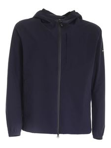 Woolrich - Pacific jacket in blue