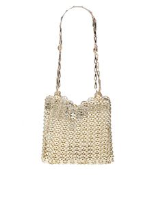 Paco Rabanne - Iconic 1969 bag in golden brass