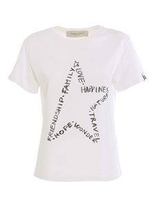 Golden Goose - Ania T-shirt in white