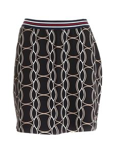 Fila - Hadria Aop short skirt in black