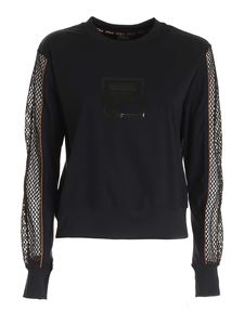 Fila - Noelia sweatshirt in black