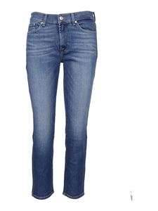 7 For All Mankind - Roxanne Ankle jeans in blue