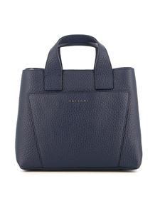 Orciani - Nora Soft medium tote bag in blue