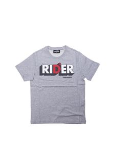 Dsquared2 - Rider t-shirt in gray