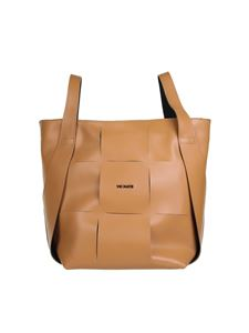 Vic Matiè - Nadege bucket bag in beige