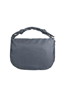Borbonese - Desert Hobo shoulder bag in anthracite