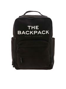 Marc Jacobs  - The Backpack backpack in black