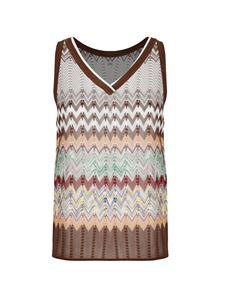 Missoni - Multicolor knitted top