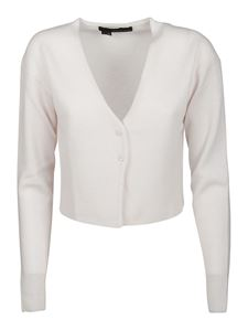 360 Cashmere - Grace cardigan in white