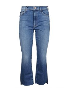 Mother - The Insider jeans in blue