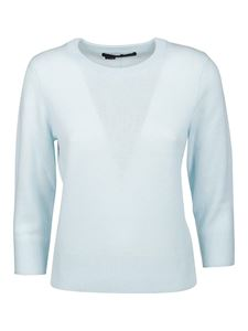 360 Cashmere - Denise sweater in light blue