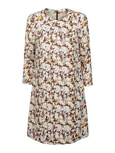 Tory Burch - Floral printed dress in multicolor
