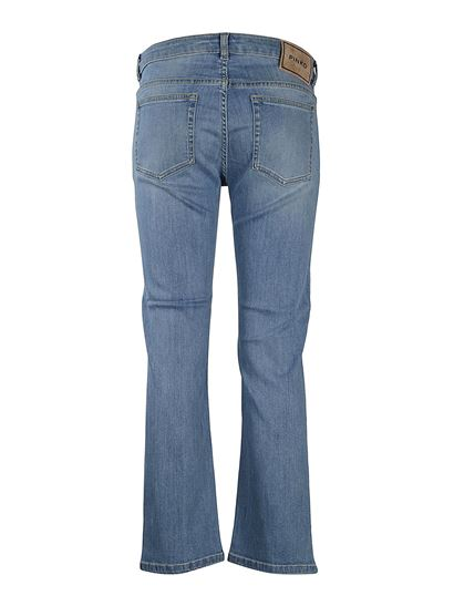 Pinko - Slow 1 jeans in Ombra Blu color
