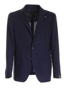 Tagliatore - Single-breasted suit in blue