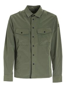 Save The Duck - Giacca camicia Elton verde