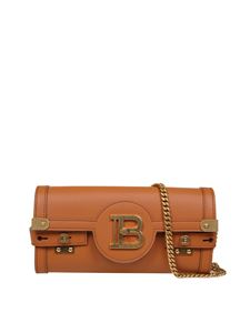 Balmain - B-Buzz 23 bag in brown