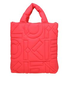 Kenzo - Arctic tote bag in red