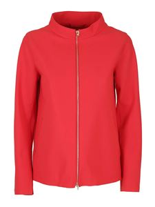 Herno - Scuba jacket in red