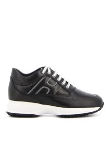 Hogan - Interactive sneakers in black