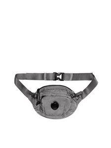 CP Company - Iconic lens belt bag in grey