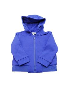 Emporio Armani - Hoodie in electric blue