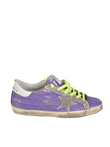Golden Goose - Superstar Classic sneakers in lilac