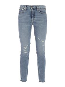 POLO Ralph Lauren - The Tompkins jeans in faded light blue