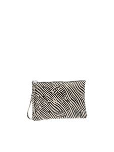 Gum Gianni Chiarini - Animal print clutch bag