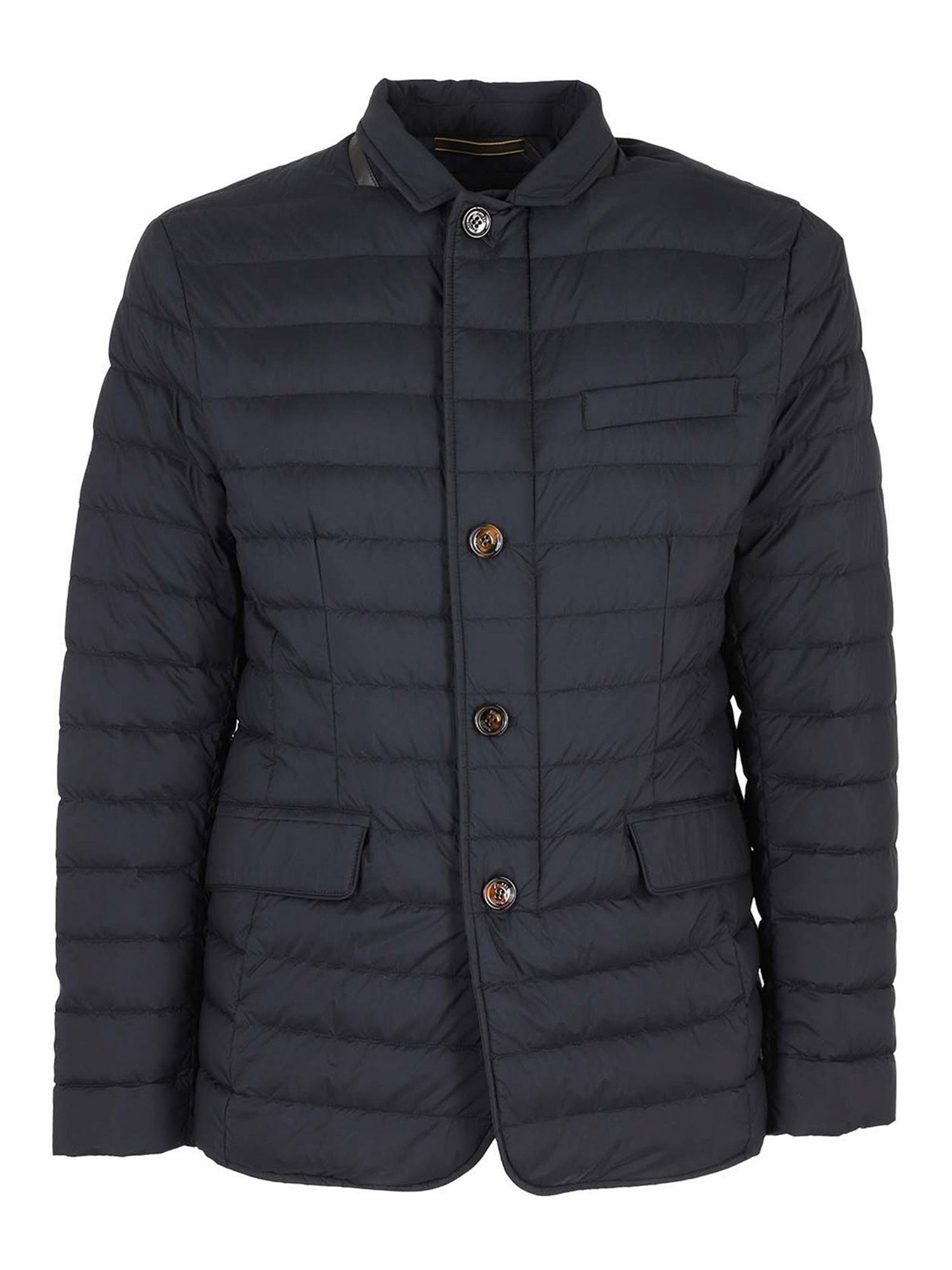 Moorer ZAVYER PUFFER JACKET IN BLUE