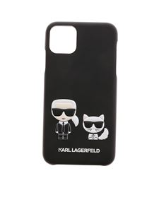 Karl Lagerfeld - Karl and Choupette IPhone11 Pro Max cover