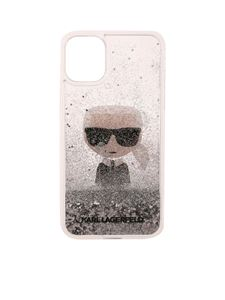 Karl Lagerfeld - K/Ikonic Iphone 11 transparent cover