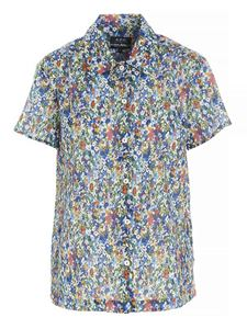 A.P.C. - Cleo floral shirt in multicolor