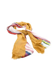 Golden Goose Deluxe Brand - Striped scarf