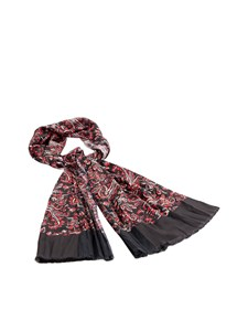 Golden Goose Deluxe Brand - Cotton and silk scarf