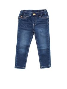 LIU JO Junior - 5 pockets jeans in blue