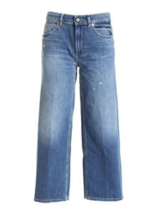 Dondup - Avenue jeans in faded blue