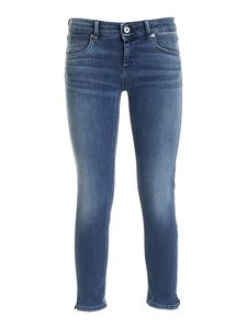 Dondup - Lou jeans in faded blue