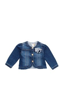 LIU JO Junior - Denim jacket in blue