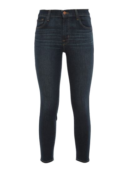 J Brand - Eco sublime jeans in blue