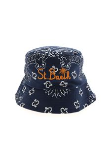 MC2 Saint Barth - James hat in blue