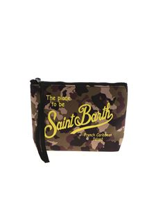 MC2 Saint Barth - Aline bag in green camouflage