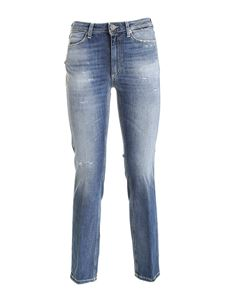 Dondup - Allie jeans in faded blue