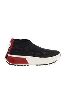 DKNY - Draya Slip-on Snea sneakers in black